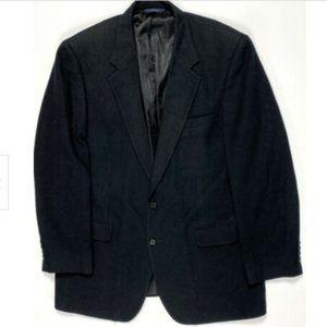 Brooks Brothers 43L 42L Camel Hair Jacket Blazer